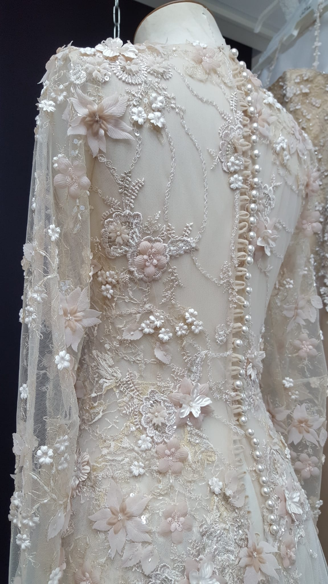 Vinka Design Dress of My Dreams - Hand-Made Bridal Gowns and Wedding Dresses in Auckland, New Zealand