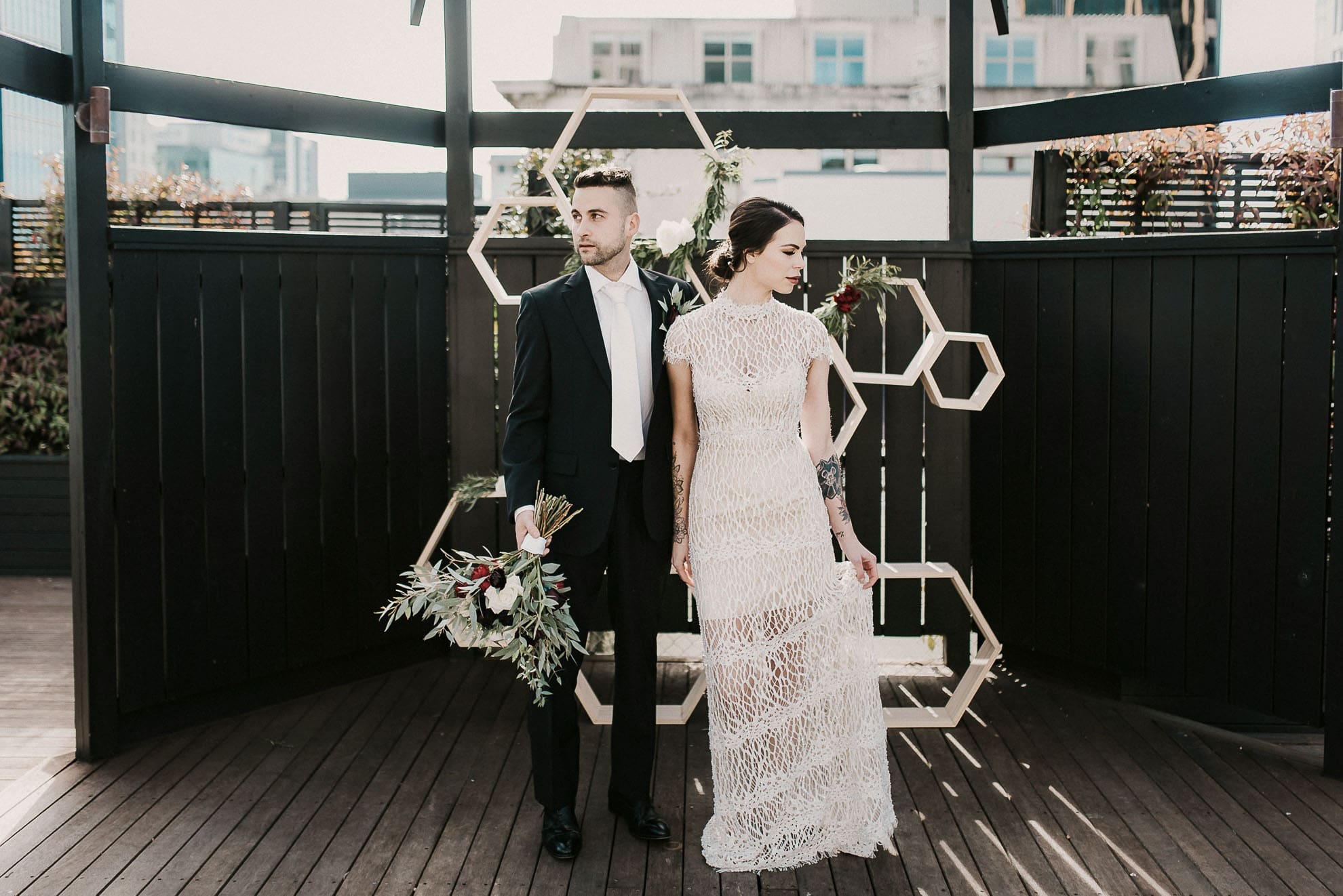 Vinka Design Envy Events Style Shoot - Hand-Made Bridal Gowns and Wedding Dresses in Auckland, New Zealand