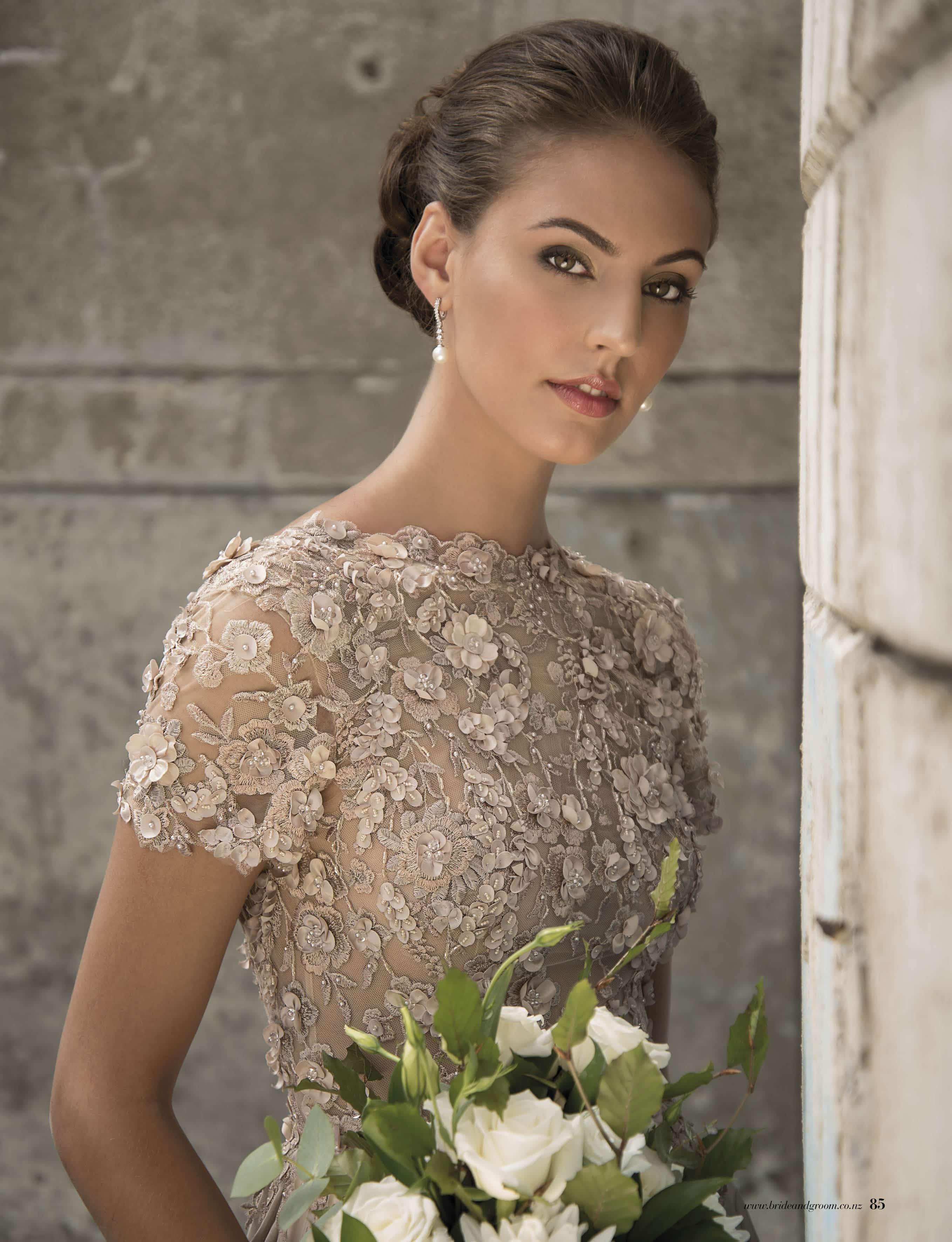 Vinka Design   Hand-Made Designer Wedding Dresses Auckland