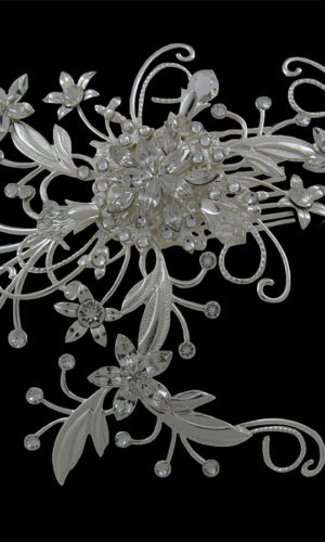 Renata Delicate Hair Comb Headpiece from Vinka Design Wedding Accessories