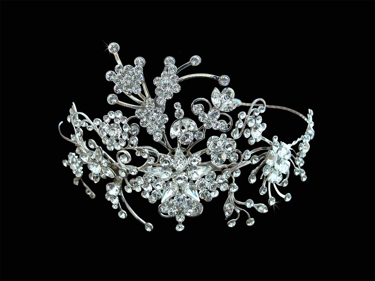 Florence Delicate Hair Comb Headpiece from Vinka Design Wedding Accessories