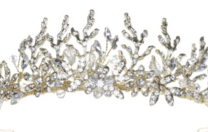 Windsor Bridal Crown Delicate Headpiece from Vinka Design Wedding Accessories