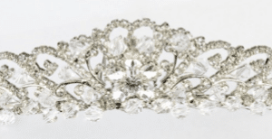 Windsor Bridal Crown Elegant Headpiece from Vinka Design Wedding Accessories