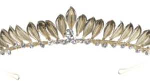 Windsor Bridal Crown Jewelled Headpiece from Vinka Design Wedding Accessories
