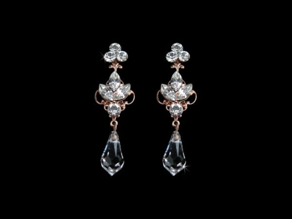 Alessia Drop Earrings from Vinka Design Bridal Accessories