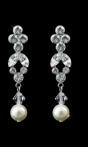 Dorothy Drop Earrings from Vinka Design Bridal Accessories
