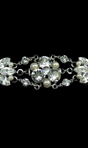Gemima Bracelet from Vinka Design Bridal Accessories