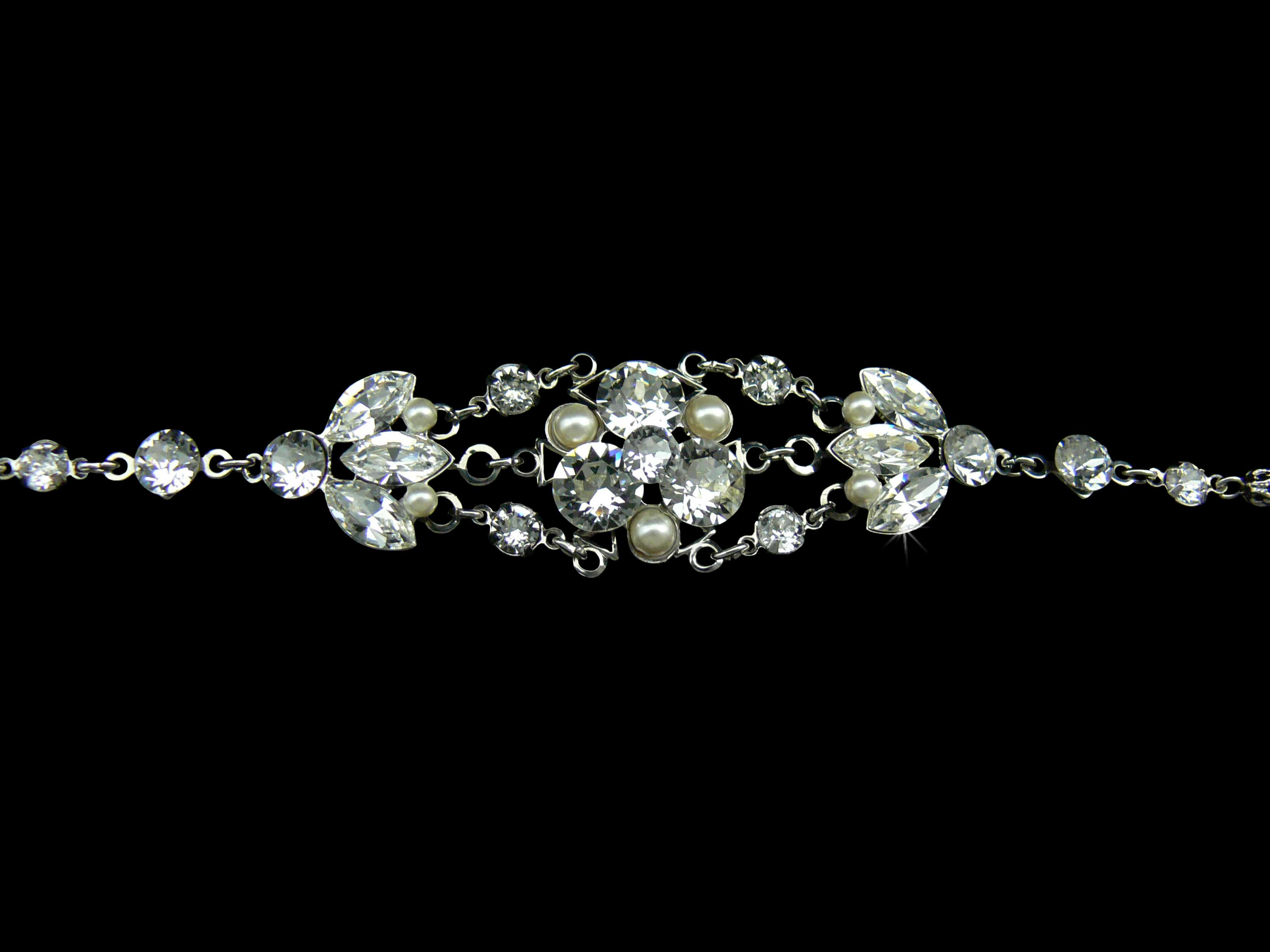 Gemima Bracelet from Vinka Design Bridal Accessories