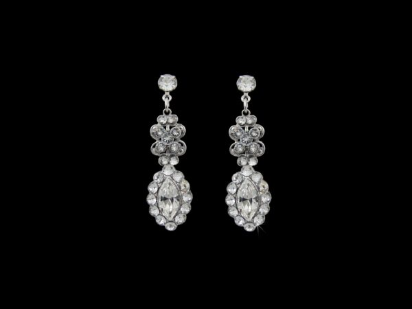 Hetti Drop Earrings from Vinka Design Bridal Accessories