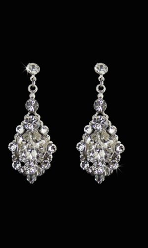 Andrea Drop Earrings from Vinka Design Bridal Accessories