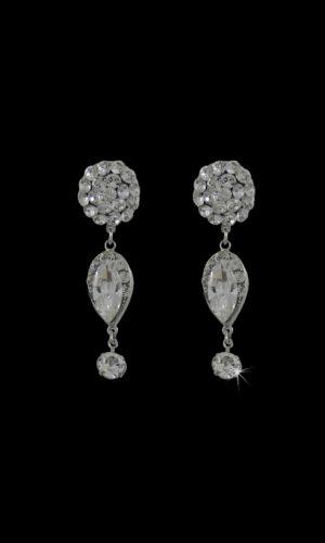 Jodie Drop Earrings from Vinka Design Bridal Accessories