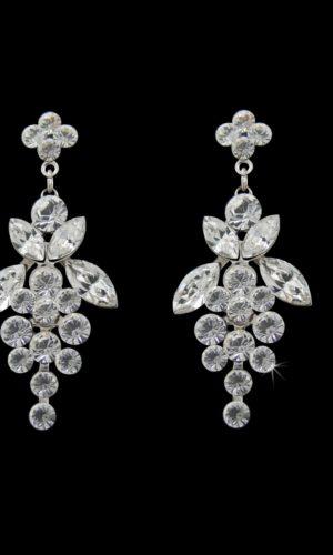 Soraya Drop Earrings from Vinka Design Bridal Accessories