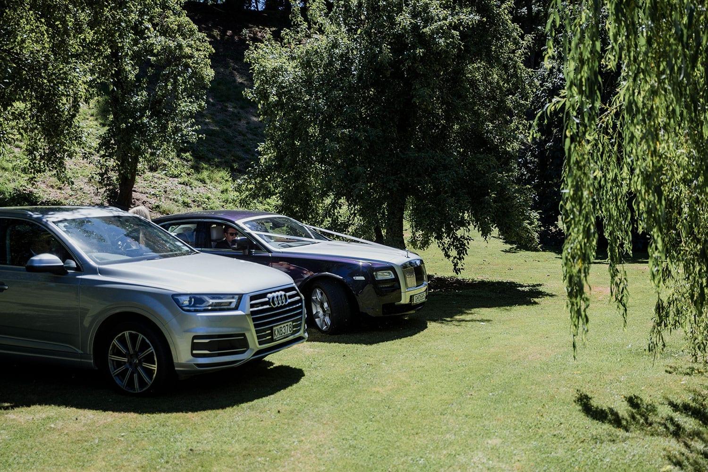 Vinka Design Features Real Weddings - wedding cars