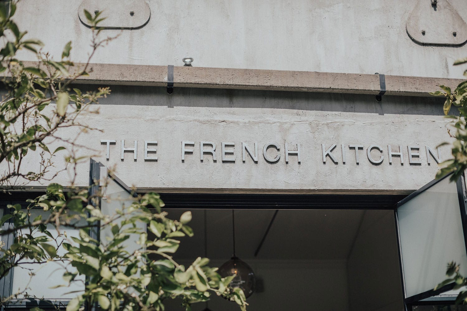 Vinka Design Features Real Weddings - The French Kitchen