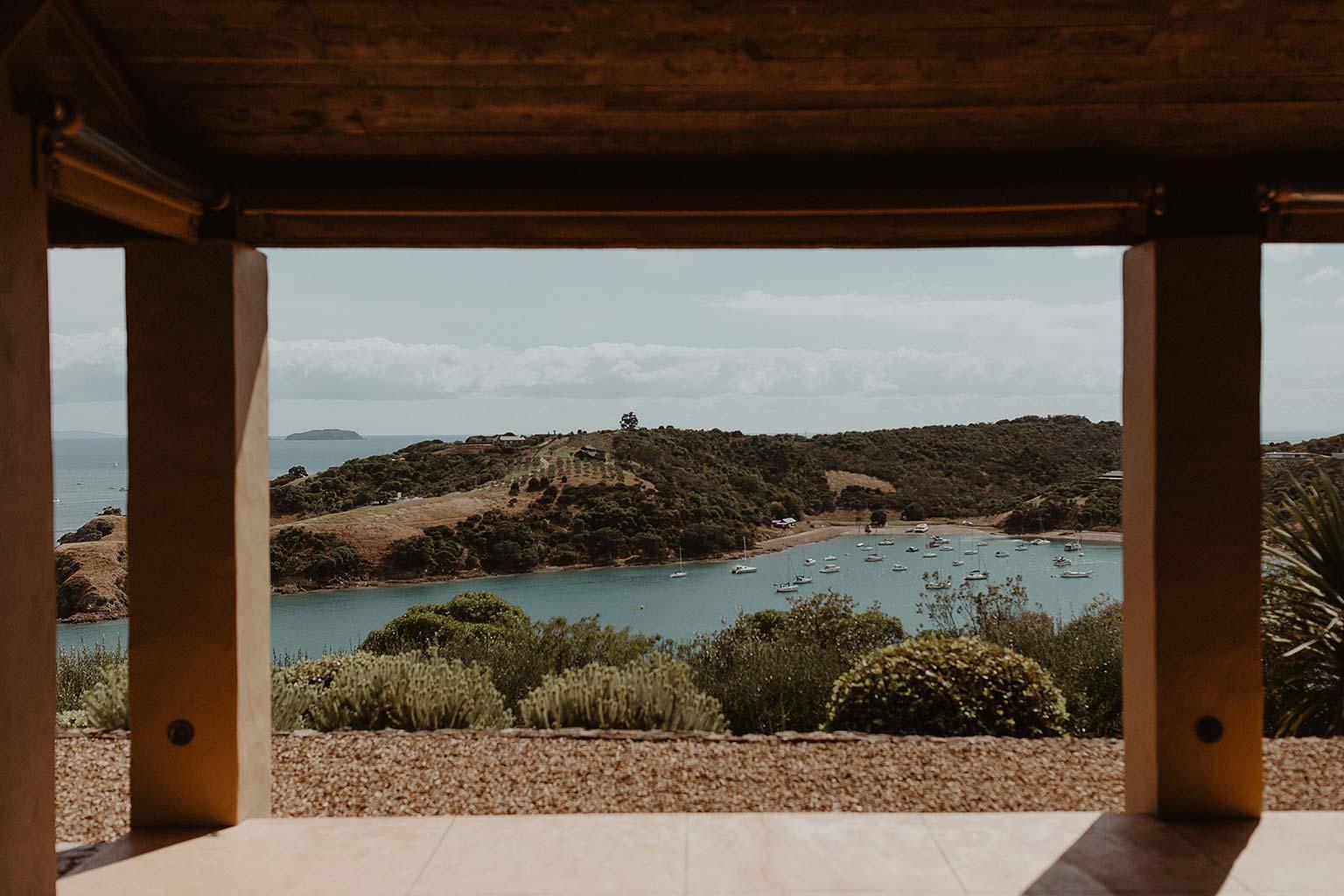 Vinka Design Features Real Weddings - Mudbrick Vineyard outlook