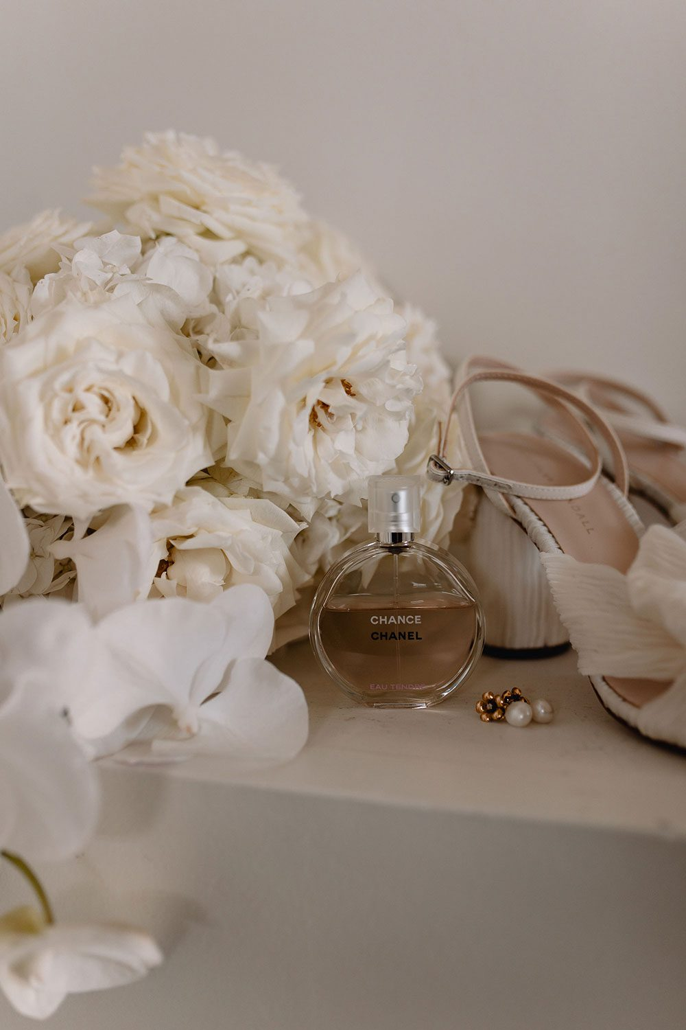 Steph and Owen - Flowers and accessories